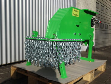 Wurzelstöckfräse WSF 650 für Bagger