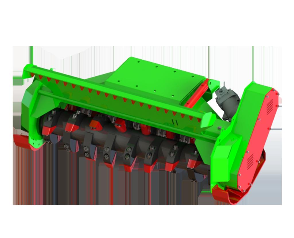 FM1250 Bagger