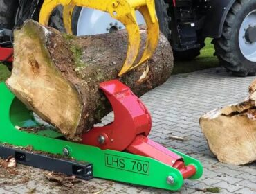 Dorfmeister Spaltzange zum Holz spalten