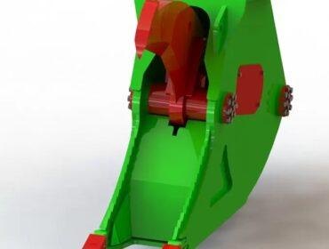 Wurzelstockschere WSS 900